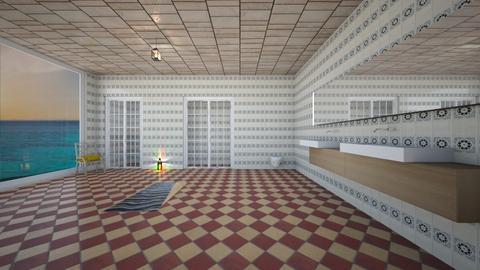 playa Bathroom - Modern - Bathroom  - by Rodrigo Aguilera Rodriguez