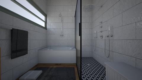 timrat moshe - Bathroom  - by hagitJacobi
