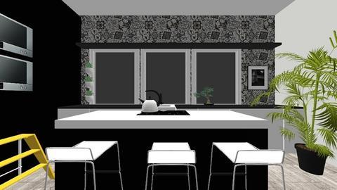 Urban Kitchen - Kitchen - by ginger wild