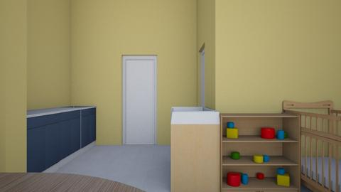 HH door from table - Kids room  - by addiwood