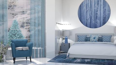 M_Hoarfrost - Bedroom  - by milyca8