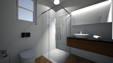 room - Bathroom  - by Architectdreams