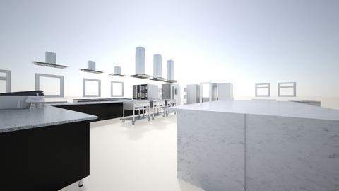 business kitchen - Kitchen  - by nicheli