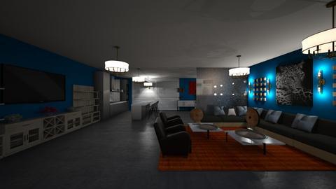 Eber  - Living room  - by Ebercolme