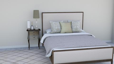 L U C Y - Bedroom  - by blueberry_pie26