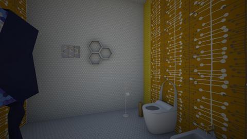 Bathroom IDP - by CurlyGirlCreates