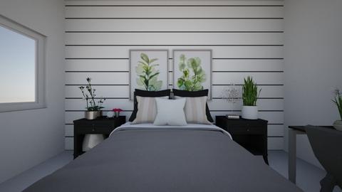 Addie room - Bedroom  - by Addie8