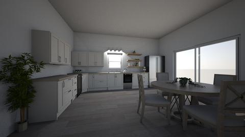 kitchen - Kitchen  - by mulchy