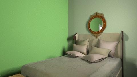 bedroom 2 - Classic - Bedroom  - by SnofflesMcwaffles
