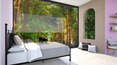 Seeley - Bedroom  - by Meghan White