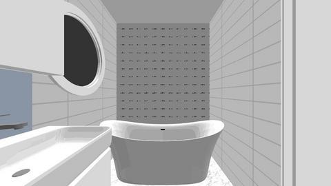 Bathroom replaced - Bathroom - by hippochica