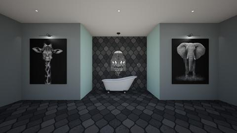 Master Bathroom  - Bathroom  - by KylaTH