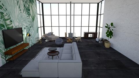fhgj - Living room  - by TRMVM