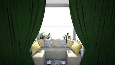 Queens_bedroom - Glamour - Bedroom  - by Oryginal_nickname