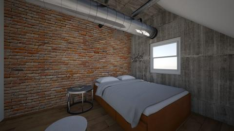 industrial - Modern - Bedroom - by Seco0625