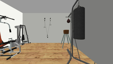 gym and play room - by Trooper205