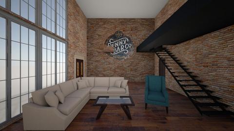 hjgfd - Living room - by AleksandraZaworska98