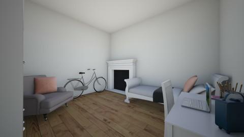 my room - Bedroom - by Elisa Sage