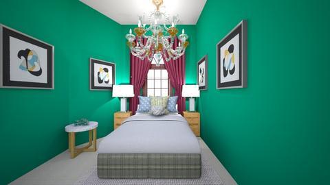 felixs rooom - Modern - Bedroom - by felixfordham