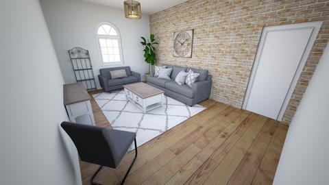 Condo Living Room 2 - Living room  - by RTakacs7