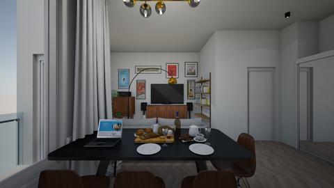 Roland60 - Living room  - by TDB Nieruchomosci
