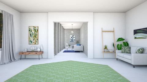 two rooms - by IESdesign