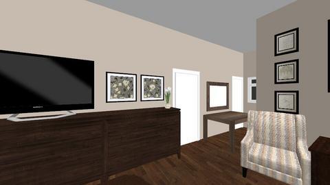 Steves Room - Bedroom  - by Danikastone