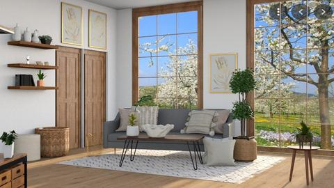 Contemporary Living - Modern - Living room  - by LuluDesignStyle