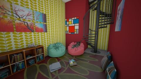 Kid Kindom - Modern - Kids room  - by Snowella11
