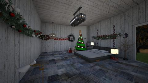 Christmas - Bedroom  - by prasad wijesinghe
