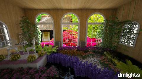 Work in progress - Garden - by DMLights-user-1026380
