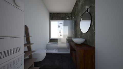 Bathroom 7 low tub - Bathroom  - by adoric