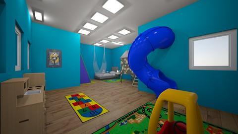 2 - Kids room  - by dopertje