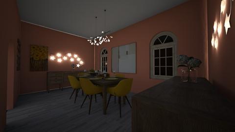 random dining room - Dining room  - by rayventhings