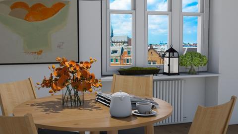 Coffee - Kitchen  - by Thrud45