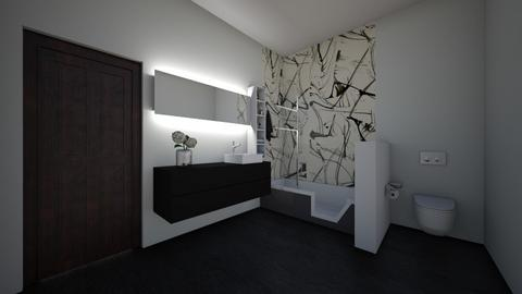test bathroom - Bathroom  - by Flexuu