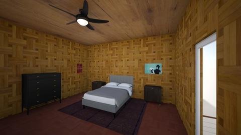 Cabin fever - Bedroom  - by GHOSTPEPPER