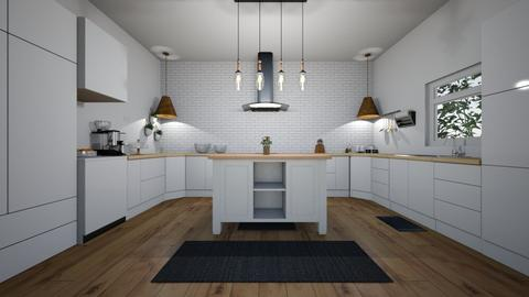 u kitchen - by nurulhdy6