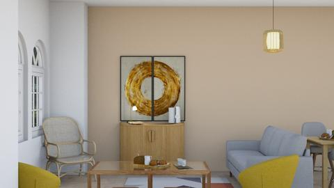 mustard_dreaming - Modern - Living room  - by cozB12