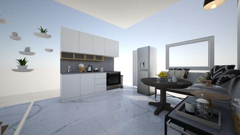 GL BREAKFAST NOOK 2 - Dining room - by Tiny_Bubbles