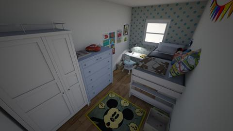 Toby room - Kids room - by cassidy15