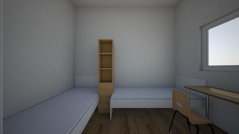 Deti - Kids room  - by Kamilko