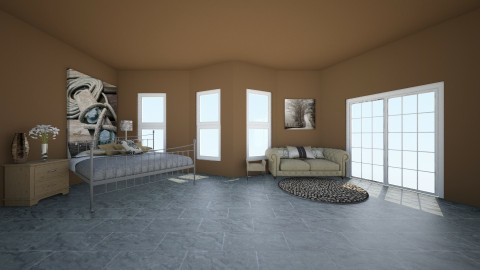 Bedroom - Bedroom - by libcabene