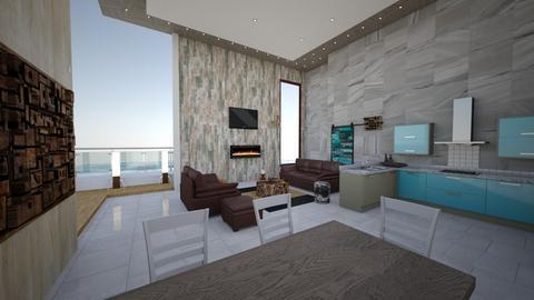 Just Something Wood - Living room  - by JR xD22