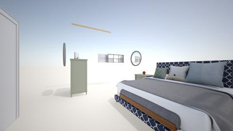 Bedroom - Modern - by luke1026