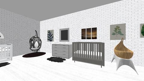 Nursery - Kids room  - by leezawil