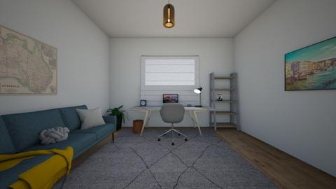 Margem office 1 - Office - by Medina Touch