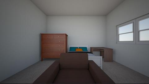 Bedroom 1 - Modern - Bedroom  - by william solomon