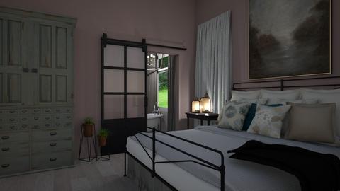 Bedroom - Bedroom - by Katie Whitley
