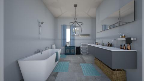 Nanas Bathroom Reno 2 - Modern - Bathroom - by cbruno23